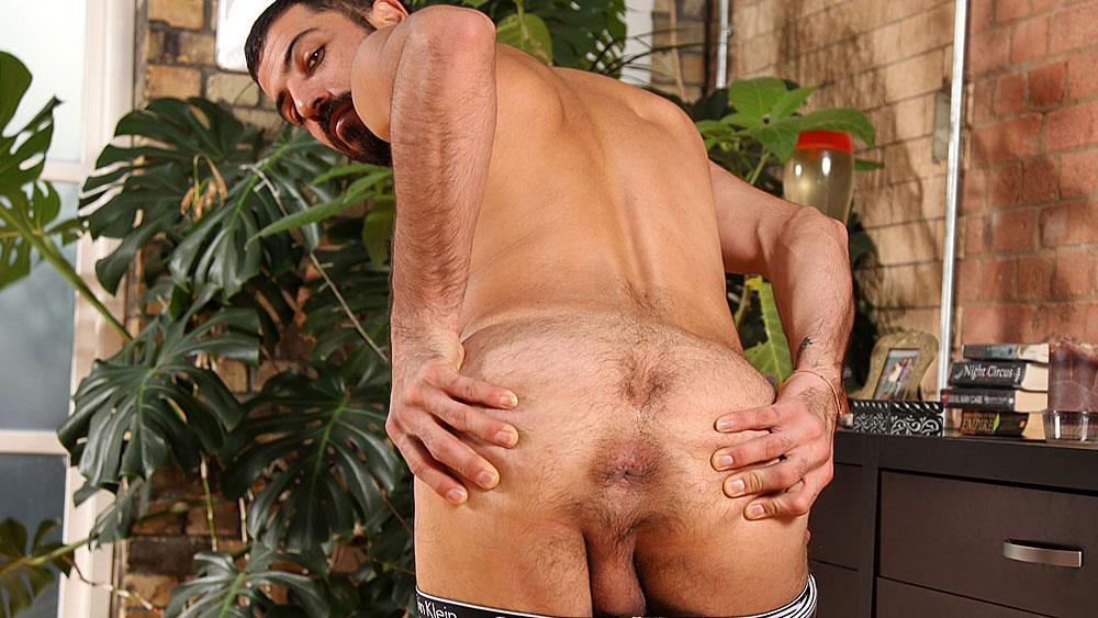 Butch Dixon Diego Duro Hairy Turkish Guy Jerking Off And Ass Play Amateur Gay Porn 03 Hairy Turkish Guy Playing With His Thick Cock And Hairy Ass