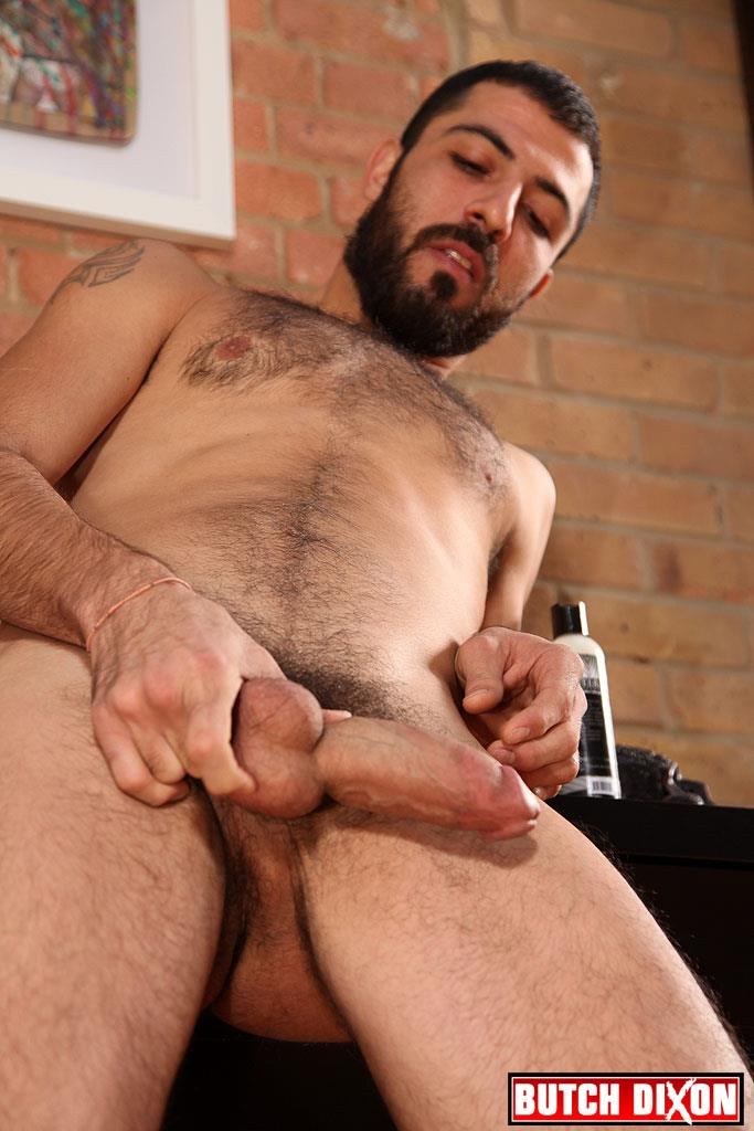Butch-Dixon-Diego-Duro-Hairy-Turkish-Guy-Jerking-Off-And-Ass-Play-Amateur-Gay-Porn-40 Hairy Turkish Guy Playing With His Thick Cock And Hairy Ass