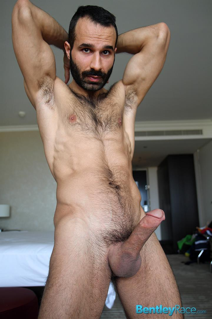 Hung hairy dude