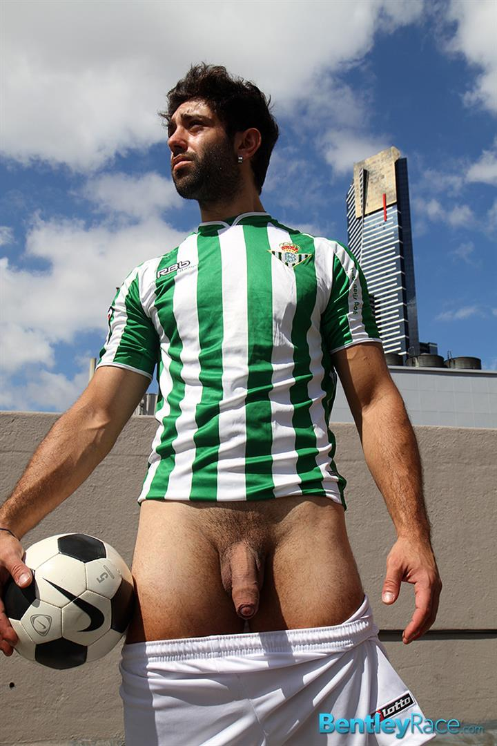 Bentley Race Adam El Shawar Middle Eastern Soccer Play With A Huge Uncut Cock Amateur Gay Porn 15 Straight Middle Eastern Soccer Player Jerking His Big Uncut Cock