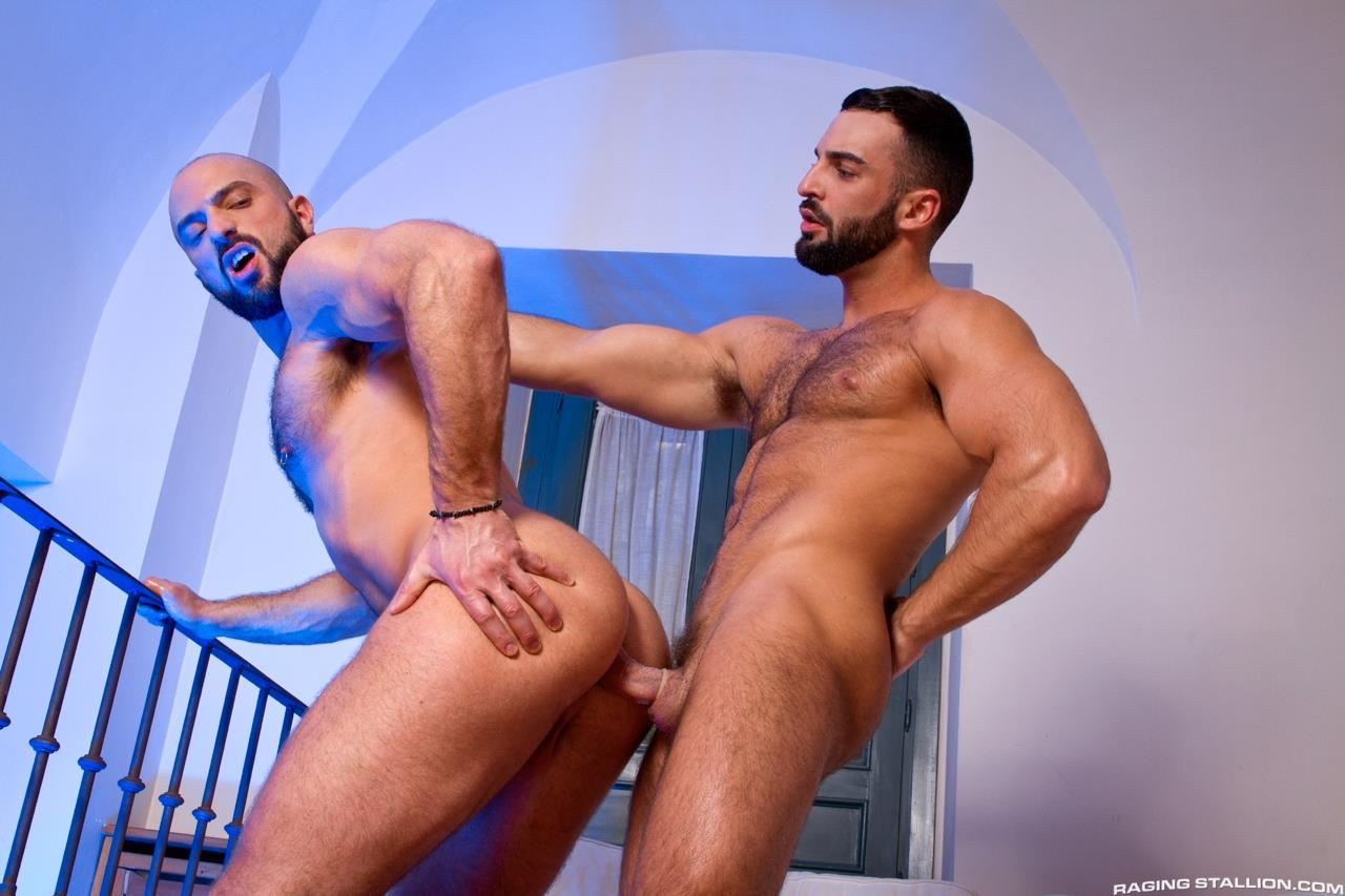 cock muscle Fucking men