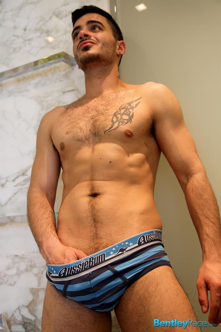 Big-cock gay hot male underwear video
