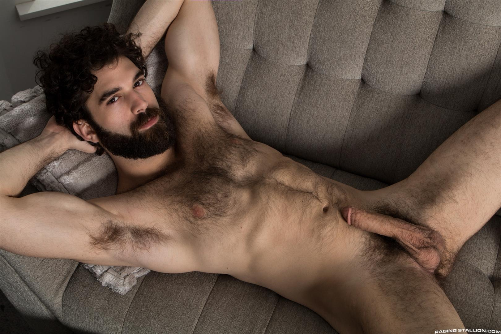 naked big hairy