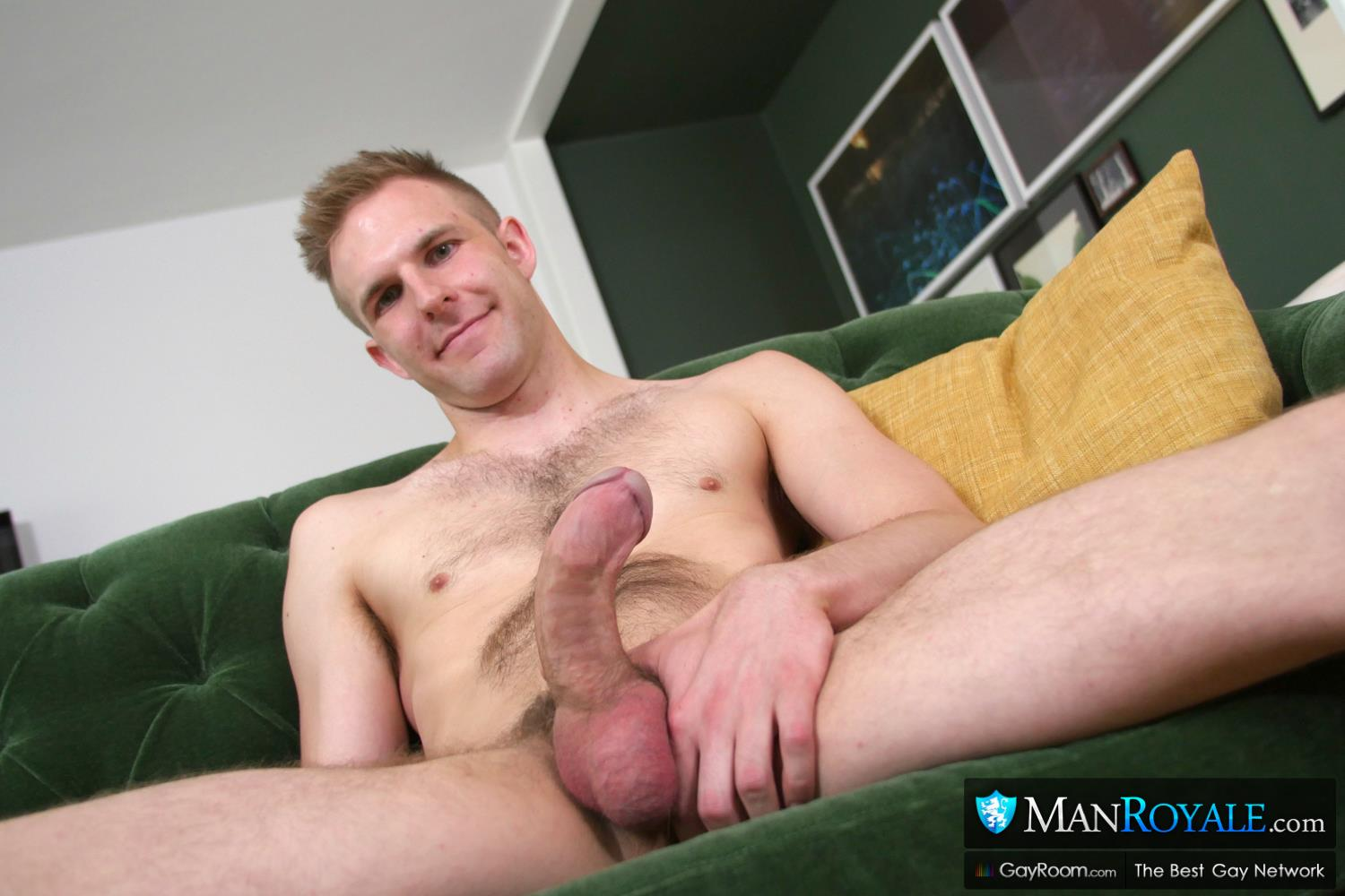 Young gay masturbation cum